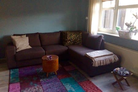 Knus appartement dicht bij centum - Enschede - Pis