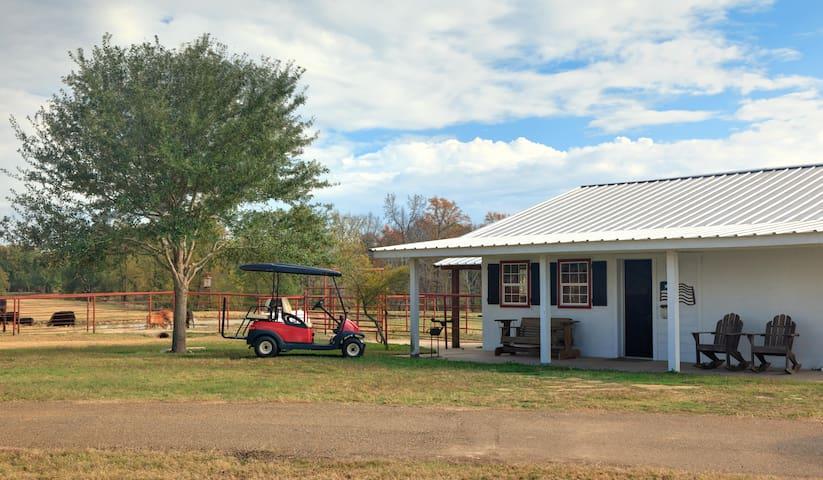 The Corral House at Selah Ranch