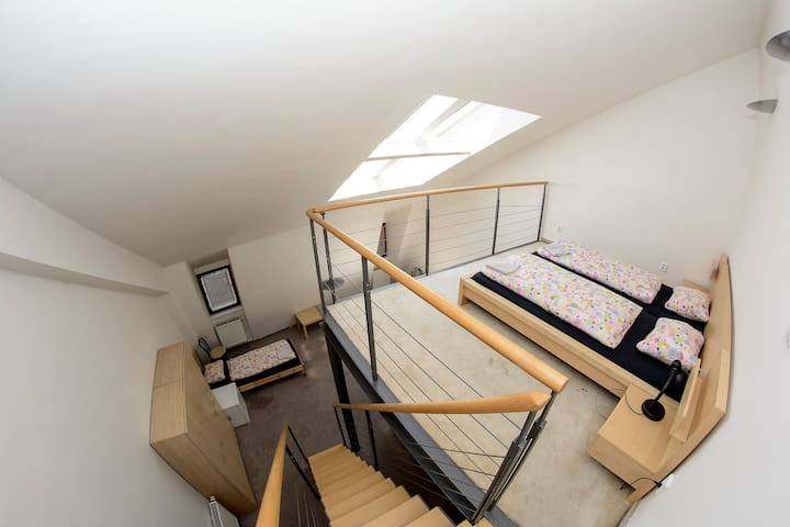 Stay in the heart of Brno - Brno - Apartment