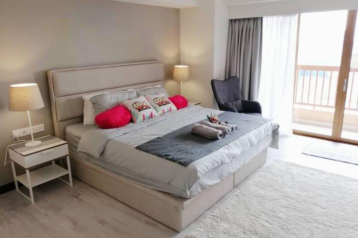 Resort Suite @ Sunway Pyramid Hotel max 1-3/pax