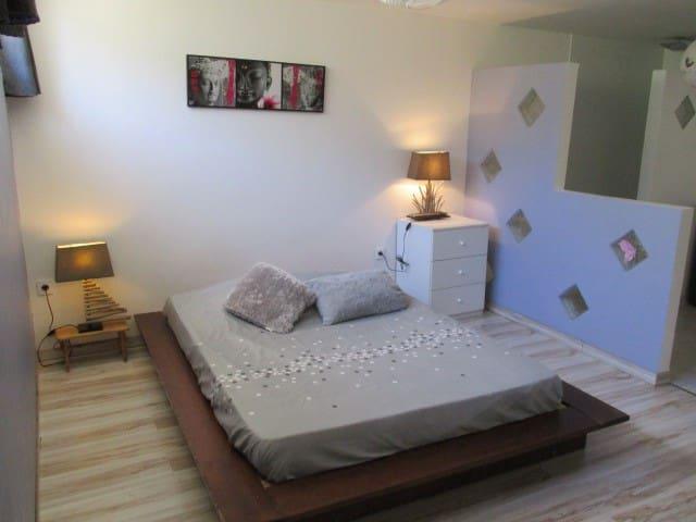 SPACIEUX LOGEMENT indépendant 80m2 - Saint-Jean-de-Cornies - Apartment