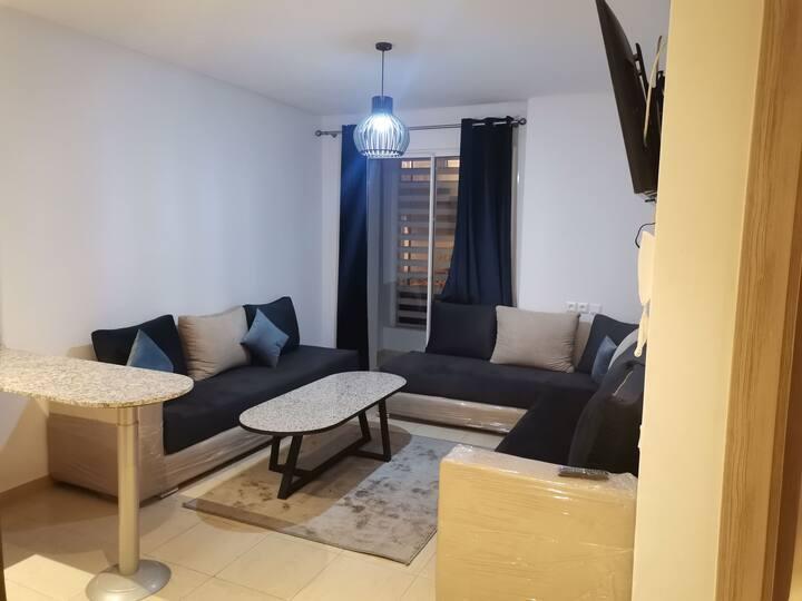 Neuf et luxueux appartement pour location saisonni