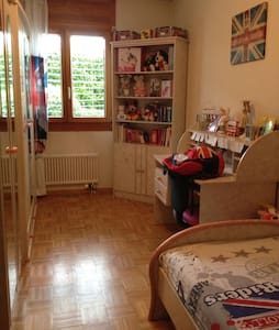 Charming and Quiet Room close to Nature & Center - Meyrin