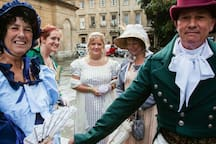 The Fabulous Jane Austen Festival in Bath – 14th to 23rd of September 2018