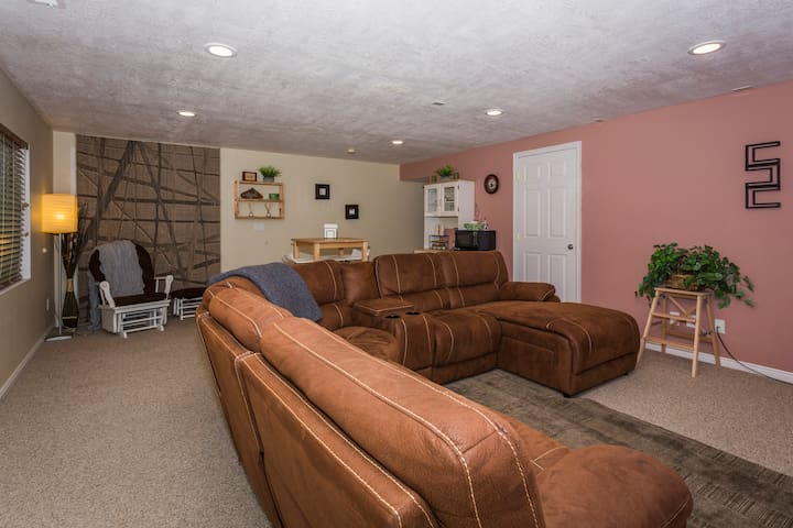 Cozy 2bd Close to everything in SLC - Salt Lake City - Appartamento