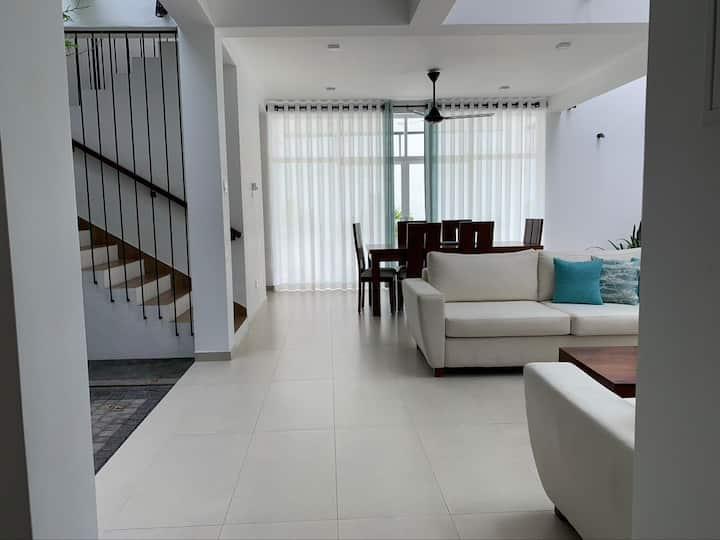 Modern Double Story House in Battaramulla