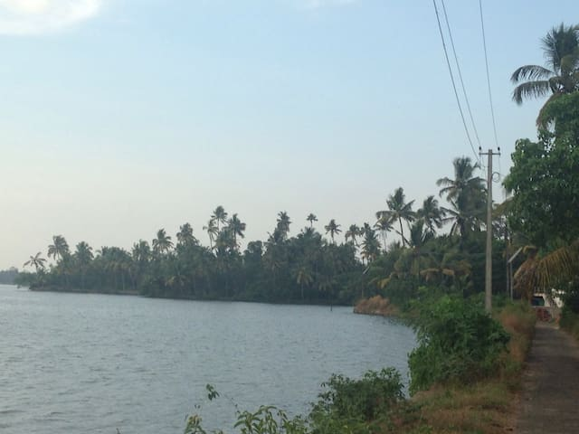 cherai backwater retreat