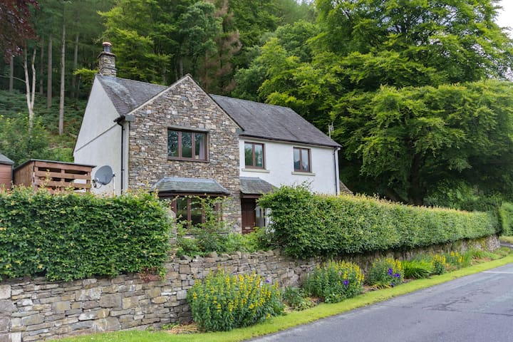 Detached Family House in Thornthwaite, Nr. Keswick - Cumbria - Huis