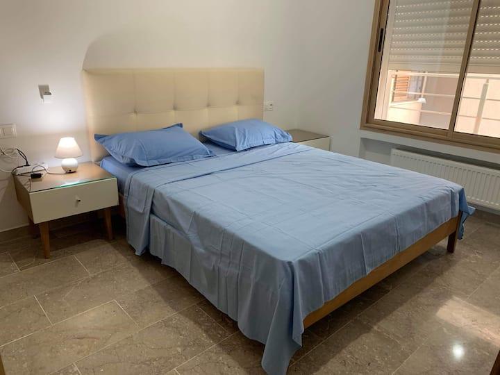 appartement luxe jardin de carthage