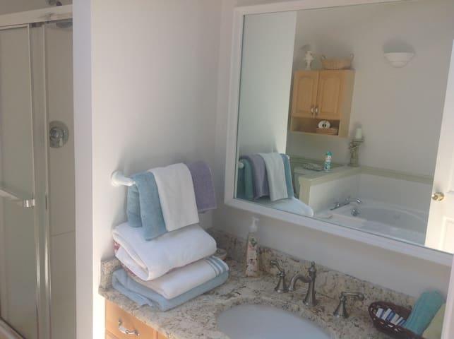 Burgess Bed and Bath ( bedroom # 1)