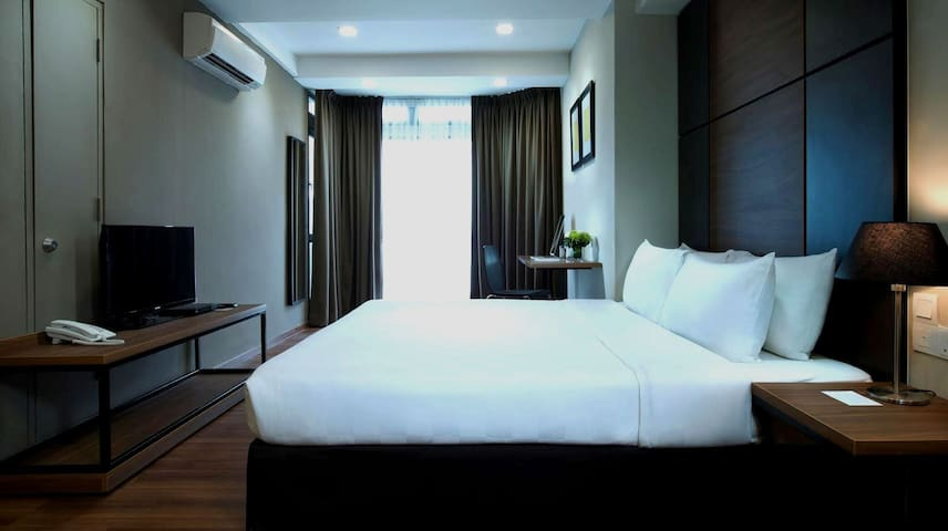 Comfy Room | Linked to Pavilion, Bukit Bintang