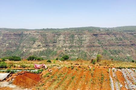 Valley view rooms in Mahabaleshwer - Mahabaleshwar - Andet