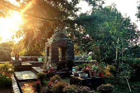 Devbala Organic Garden view Cottage - Kangra