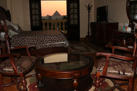Ramosa Guest House Pyramids View