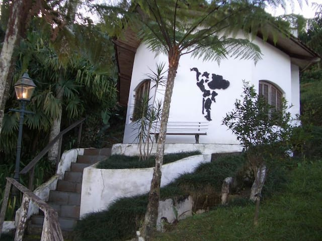 Chalet in Itatiaia National Park