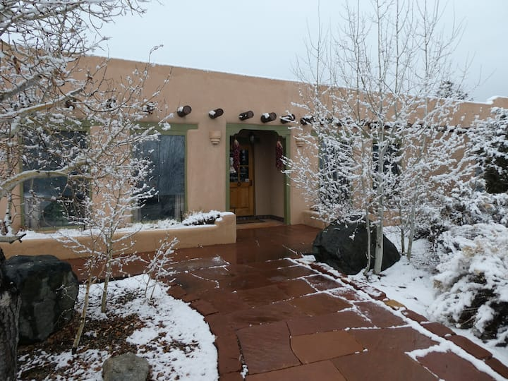 Casa Tranquila just off the Taos Ski Valley Road