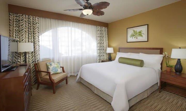 Two Bedroom Condo at the Eagle Aruba Resort