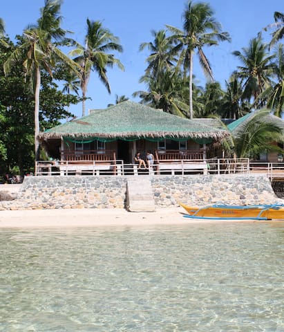 Casa Paradiso Beach House in Tablas near Boracay - Looc - Pis