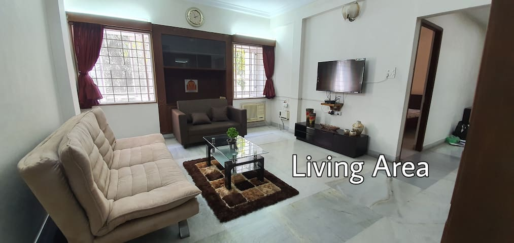 2BHK-Apartment-Centrally Located –Nungambakkam