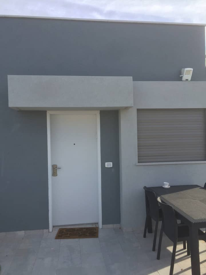 Housing unit in the Galil area
