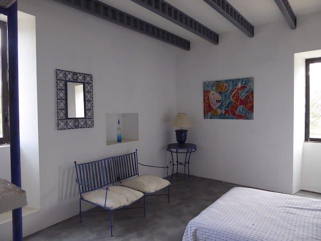 Superbe duplex dans mas du XIXeme - Anduze - Apartamento