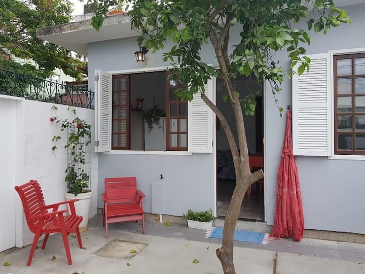 Casa aconchegante no centro do Campeche