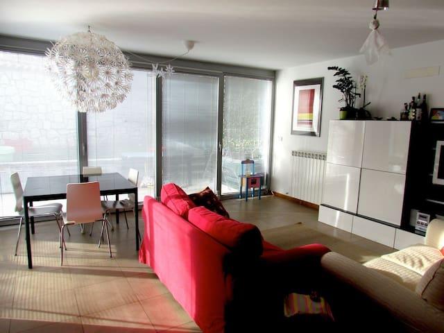 Appartamento con giardino nel verde - Trieste, Opicina - Lejlighed