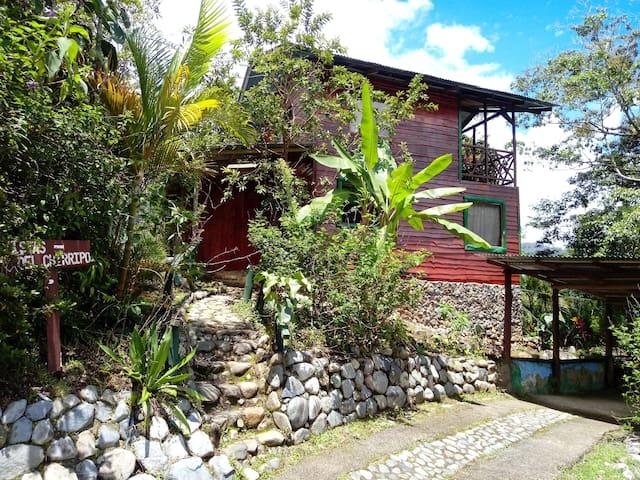 Cabaña  Vista Del Chirripo