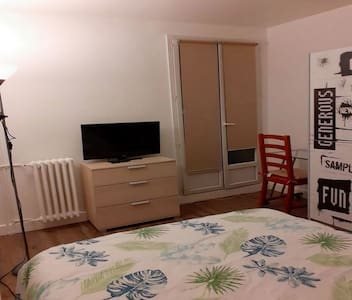 Appartement à 20 min de Paris / 15 min CDG