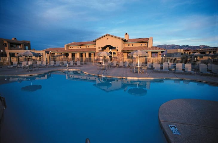 WorldMark Rancho Vistoso 2Bedroom suite - Oro Valley - Daire