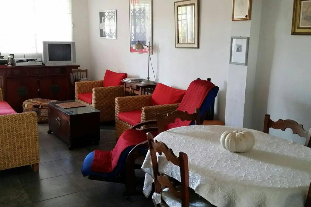 Salon salle de séjour