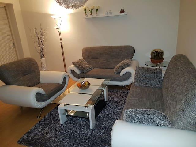 2. værelses lejlighed med altan - Randers - Leilighet