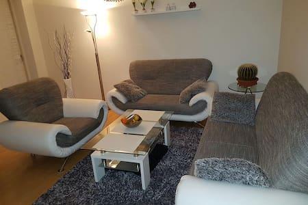 2. værelses lejlighed med altan - Randers - Apartment