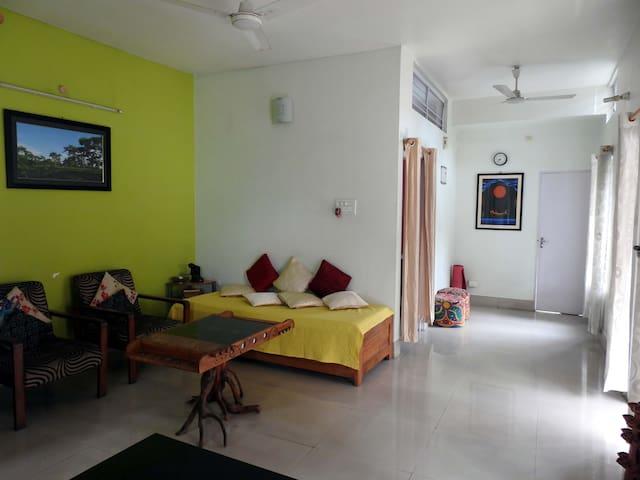 Cozy Nest- self serviced apartment