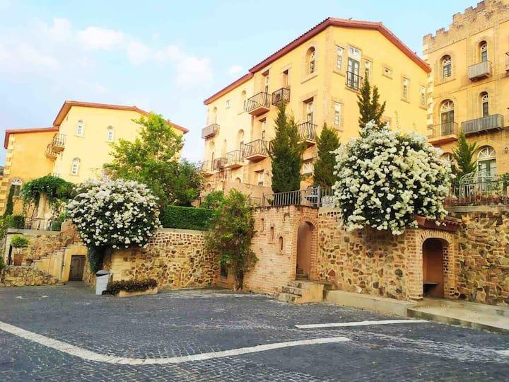 Khaoyai บ้านพักเขาใหญ่สไตส์อิตาลี่ดิไอรี่ย์ เหมือนอยู่ต่างประเทศ