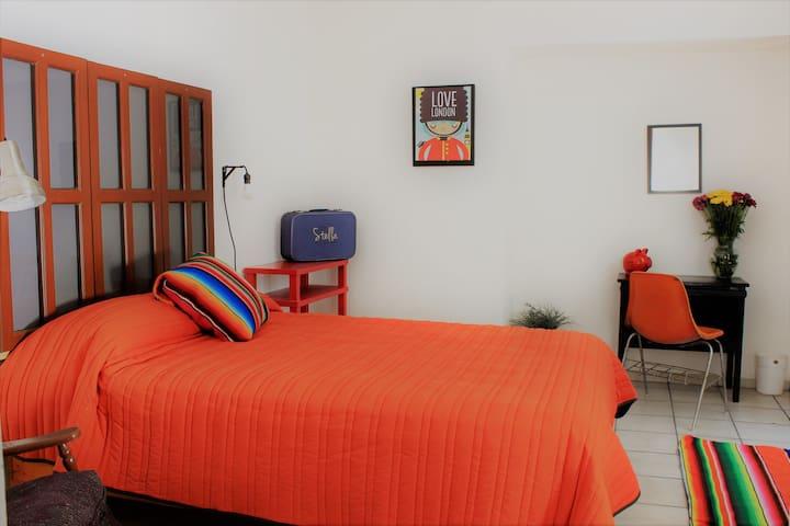 Habitaciones mejor zona de Guadalajara stella 7