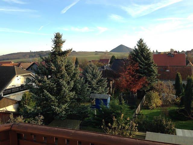 Wunderschöne Ferienwohnung im Südharz - Sangerhausen - Appartement