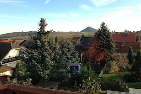 Wunderschöne Ferienwohnung im Südharz - Sangerhausen