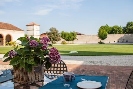 Alloggio villa Sangiantofetti-Rigon - Ponte di Barbarano - Pis