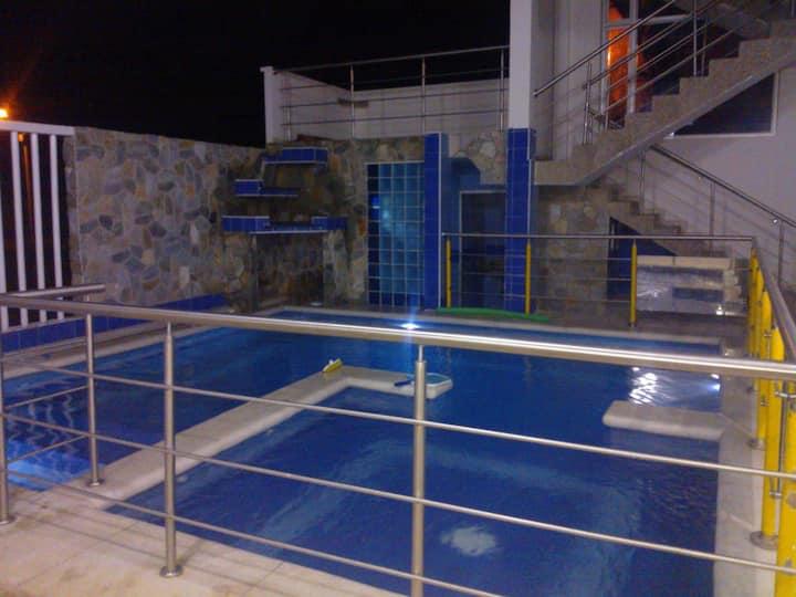Apartamento No. 1, Playa Palmarito