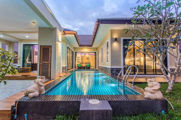 The Connect Pool Villa 1