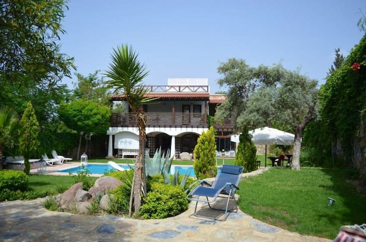 Bitez'de müstakil villa