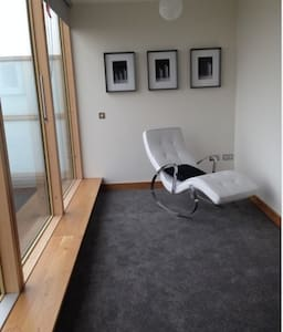 Stunning flat with Irish sea view - Dublin - Apartment