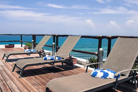 Luxury Condo with Spectacular View! - Isla Mujeres - Apartment