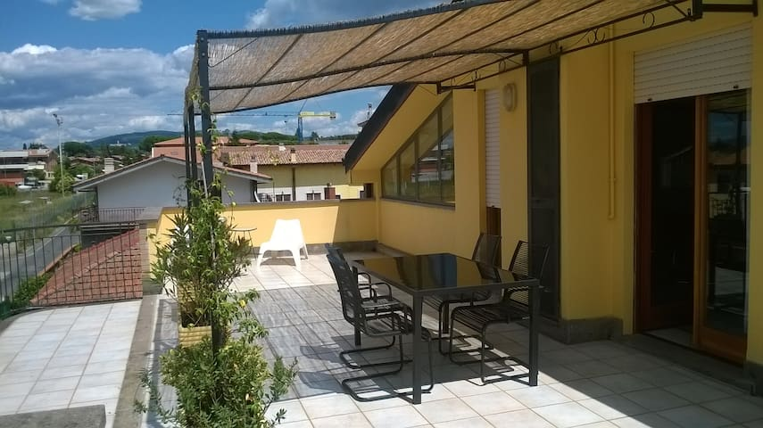 Rome Apartment with terrace - Marino - Apartamento