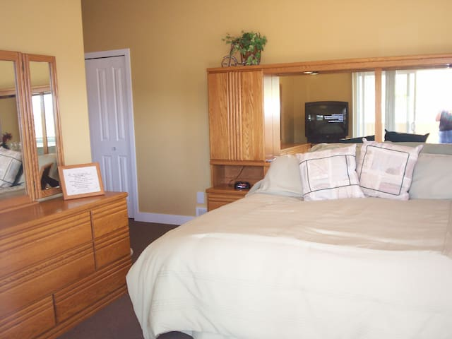 Buc's Bed and Brew (Guest Rooms) - Osoyoos - 旅舍