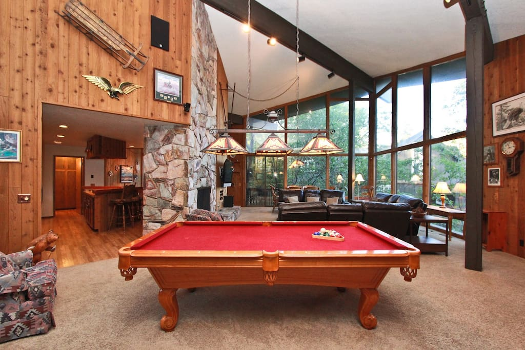 Hawks View Village Pool Table Spa Houses For Rent In