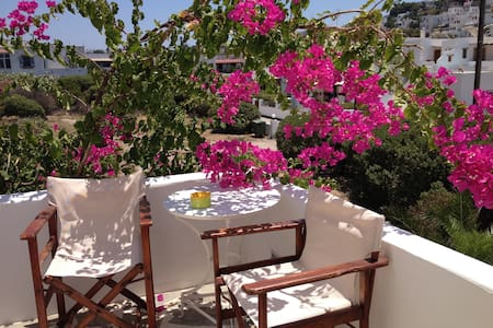 "Deliziosa ""Colombaia"" sul mare - Patmos - Bed & Breakfast"