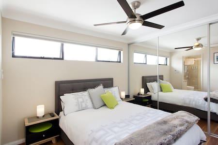 Private Secure Apartment + Parking near Perth CBD