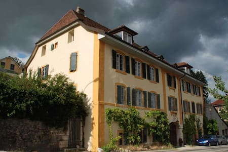 wine grower house- lake view n°1 - Corcelles-Cormondrèche - Casa